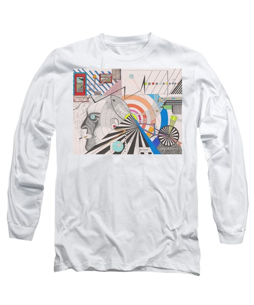 Dimension  Long Sleeve T-Shirt