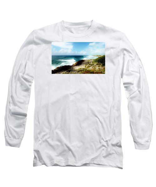 Diorama Long Sleeve T-Shirt by Amar Sheow