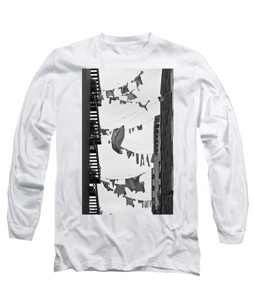Dirty Laundry Long Sleeve T-Shirt
