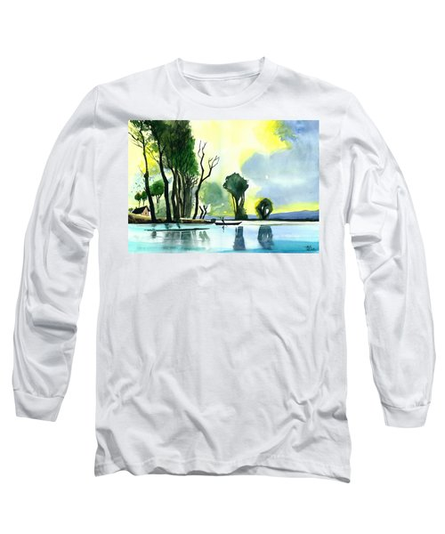Distant Land Long Sleeve T-Shirt