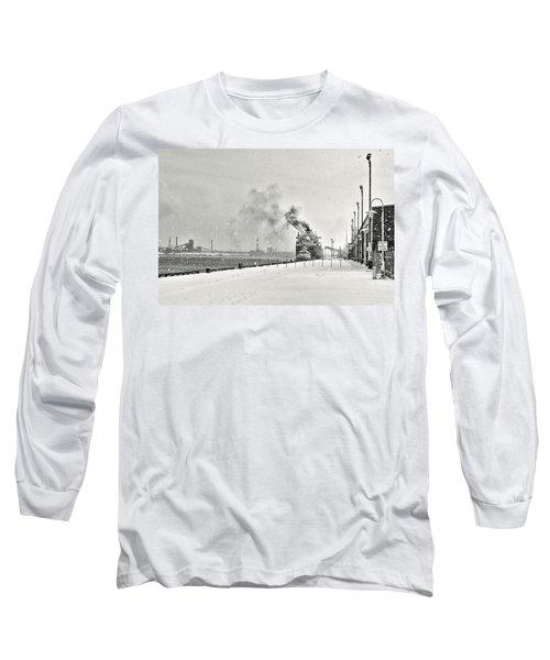 Dockyard Long Sleeve T-Shirt