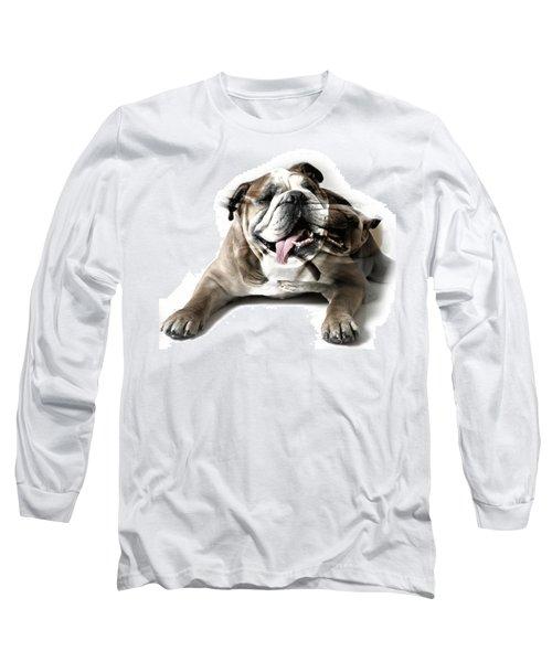 Dog Mastiff Long Sleeve T-Shirt