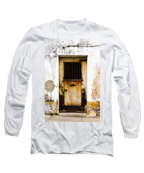 Door No 48 Long Sleeve T-Shirt