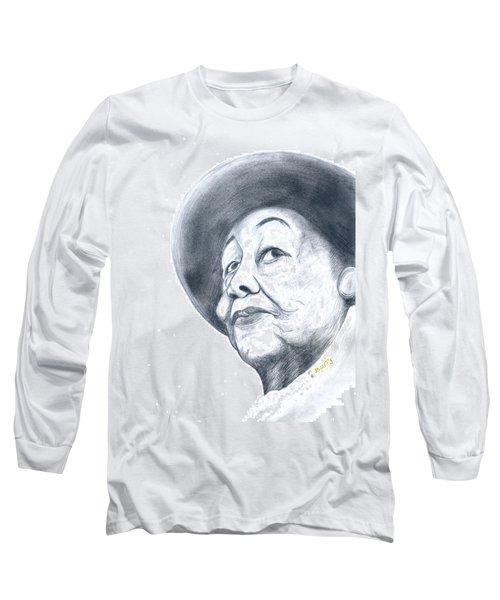Dorothy Height Long Sleeve T-Shirt
