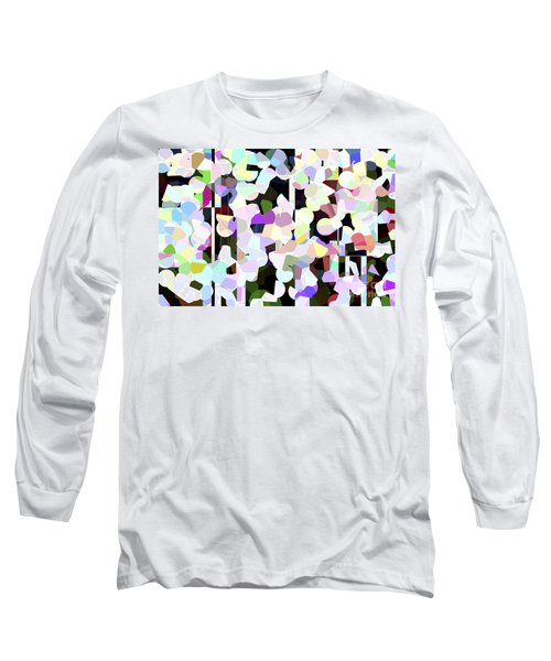 Dotted Car -part 1 Long Sleeve T-Shirt