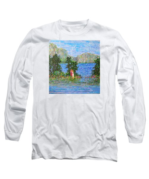 Down By The River Long Sleeve T-Shirt