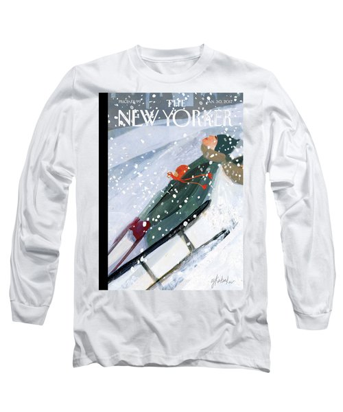 Downhill Racers Long Sleeve T-Shirt