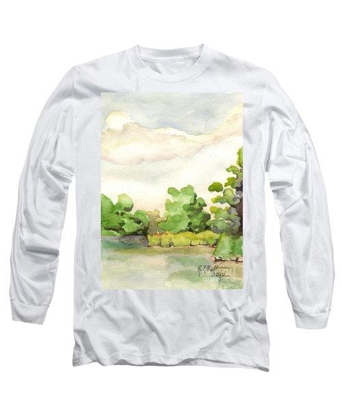 Downriver Napanee Long Sleeve T-Shirt
