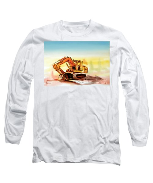 Dozer October Long Sleeve T-Shirt