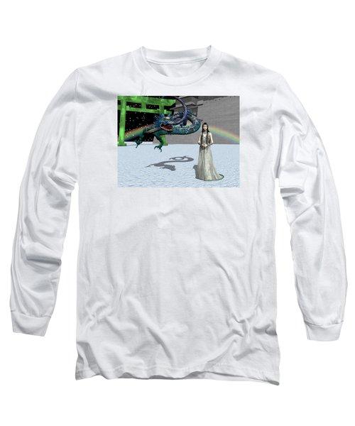 Dragon New Year Long Sleeve T-Shirt