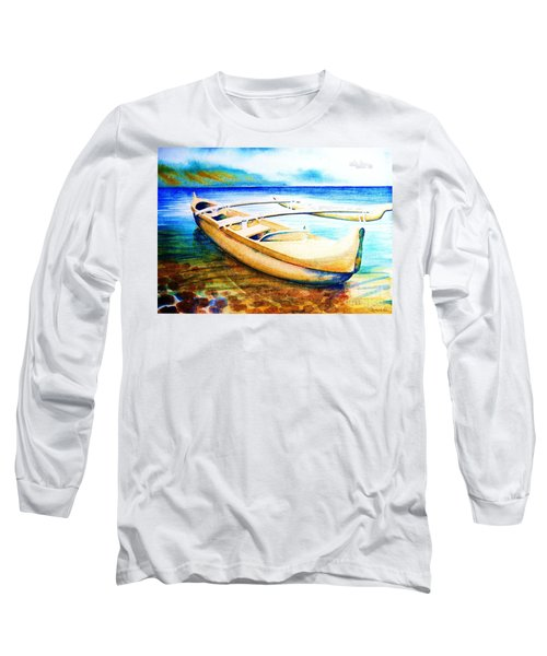Dreams Of Polynesia Long Sleeve T-Shirt