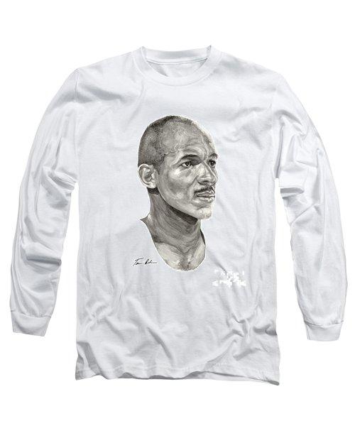Drexler Long Sleeve T-Shirt by Tamir Barkan