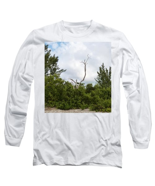 Long Sleeve T-Shirt featuring the photograph Druid Dance by Amar Sheow