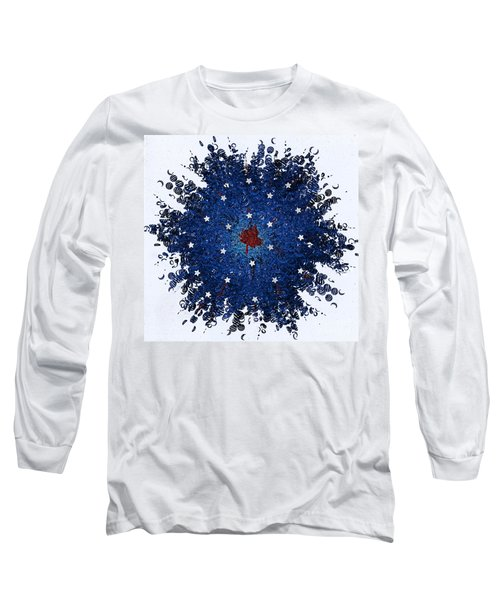 Dual Citizenship 1 Long Sleeve T-Shirt