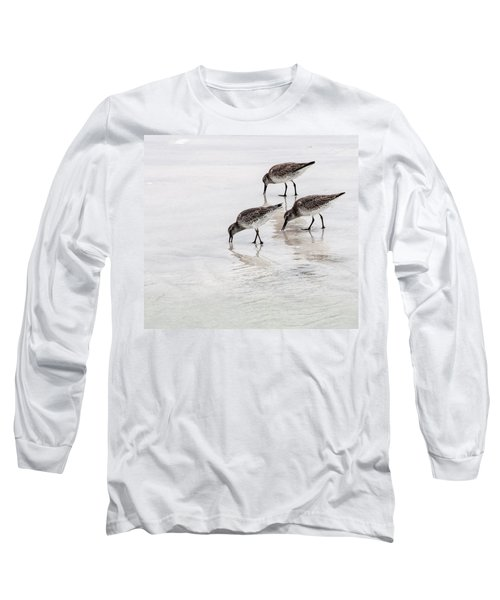 Dunlin Trio Long Sleeve T-Shirt