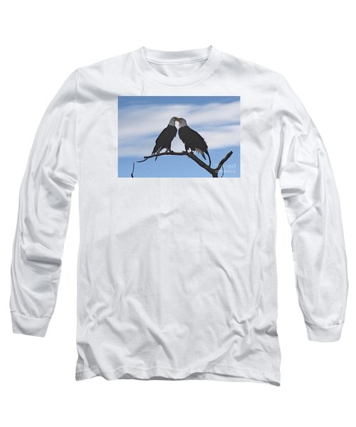 Eagle Love Long Sleeve T-Shirt