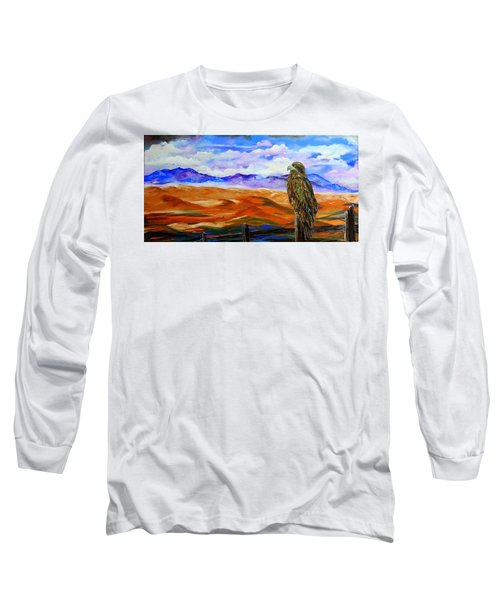 Eagles Watch Long Sleeve T-Shirt