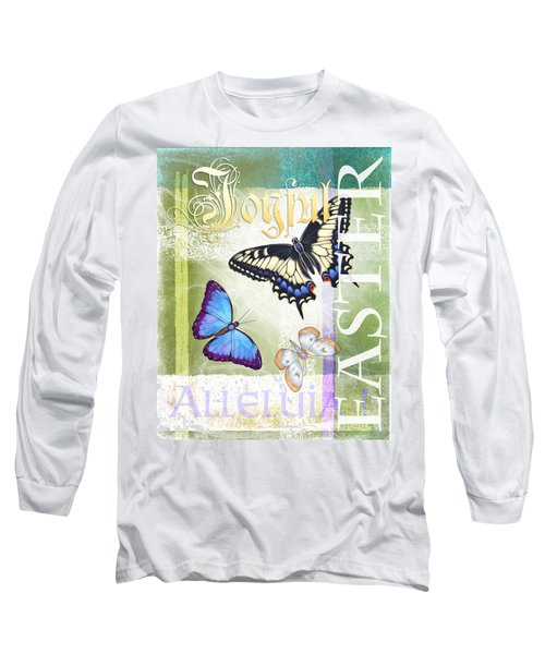 Easter Alleluia Long Sleeve T-Shirt