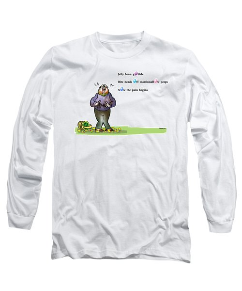 Easter Haiku Long Sleeve T-Shirt