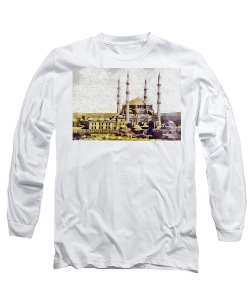 Edirne Turkey Old Town Long Sleeve T-Shirt