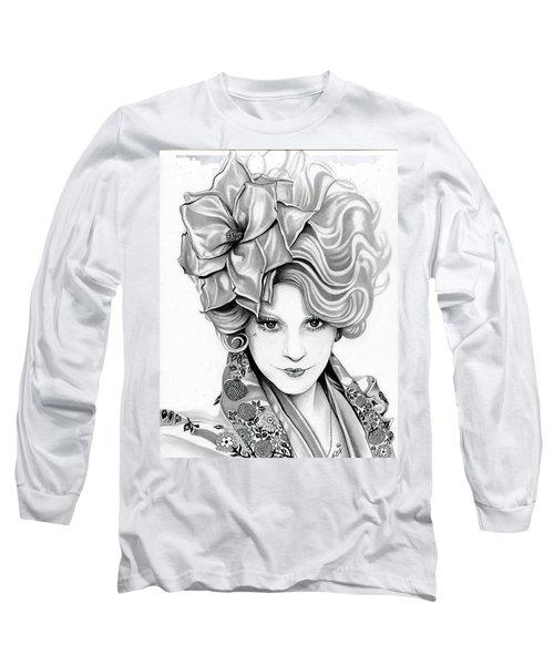Effie Trinket - The Hunger Games Long Sleeve T-Shirt
