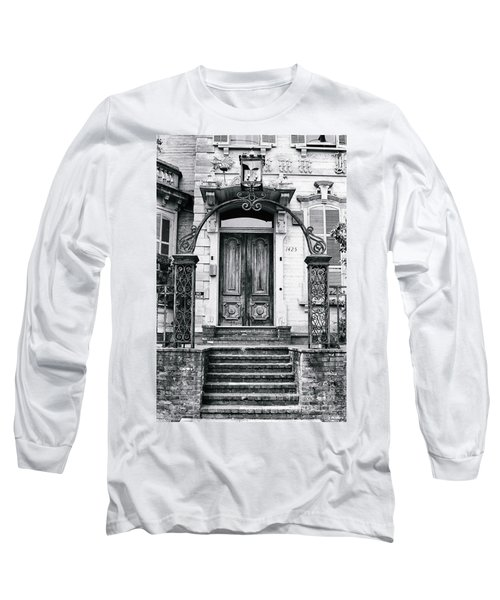 Elegance Past Long Sleeve T-Shirt