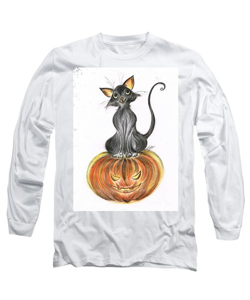 Elma's Pumpkin Long Sleeve T-Shirt