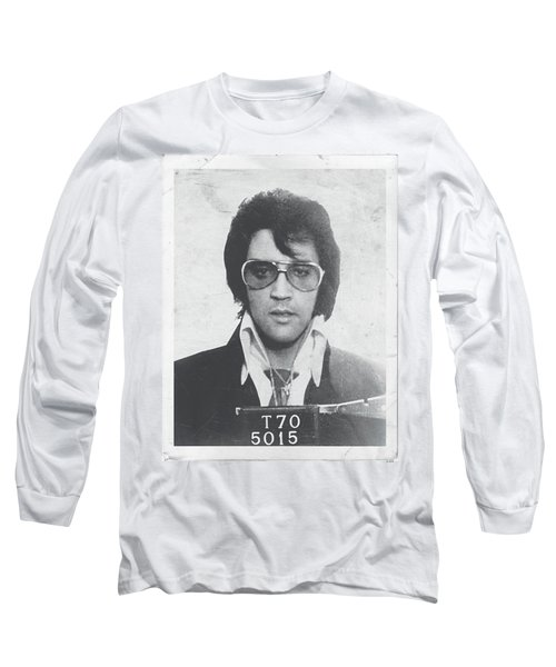 Elvis - Framed Long Sleeve T-Shirt by Brand A