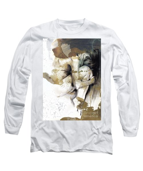 Embryonic IIi With Texture Long Sleeve T-Shirt