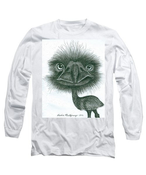 Emu Long Sleeve T-Shirt