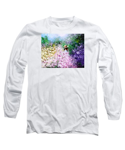 End Of May Long Sleeve T-Shirt by Kume Bryant
