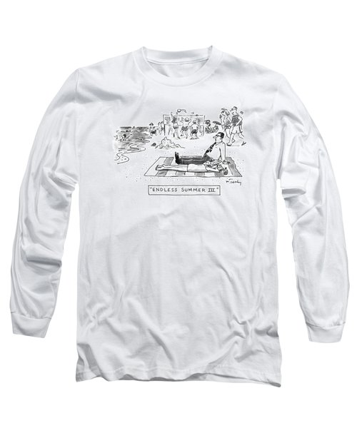 Endless Summer IIi Long Sleeve T-Shirt