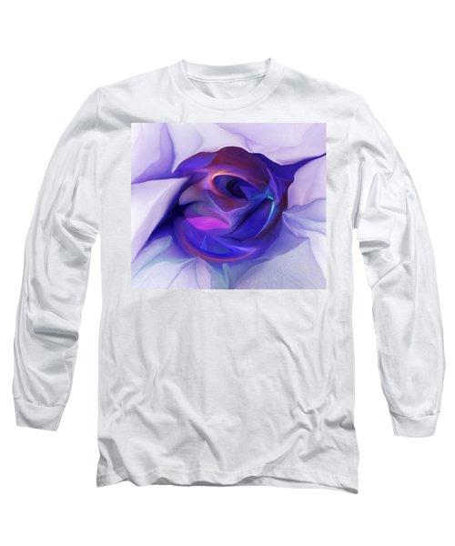 Energing Artist Long Sleeve T-Shirt by David Lane