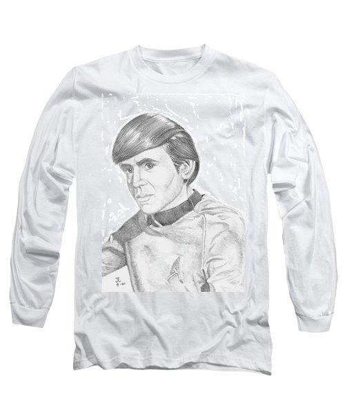 Ensign Pavel Chekov Long Sleeve T-Shirt