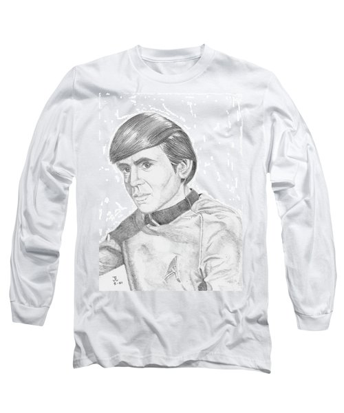 Ensign Pavel Chekov Long Sleeve T-Shirt