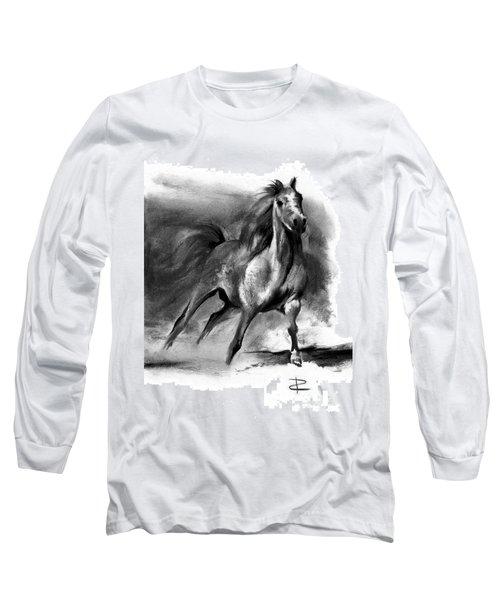 Equine II Long Sleeve T-Shirt