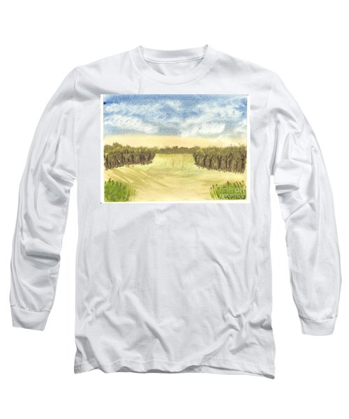 Escape To The Country Long Sleeve T-Shirt