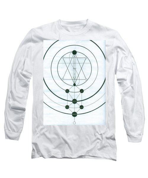 Esoteric Symbology  Long Sleeve T-Shirt