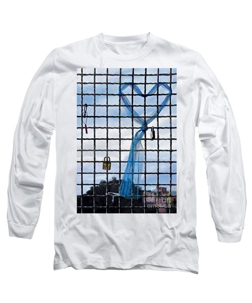 Long Sleeve T-Shirt featuring the photograph Eternal Love by Jennie Breeze