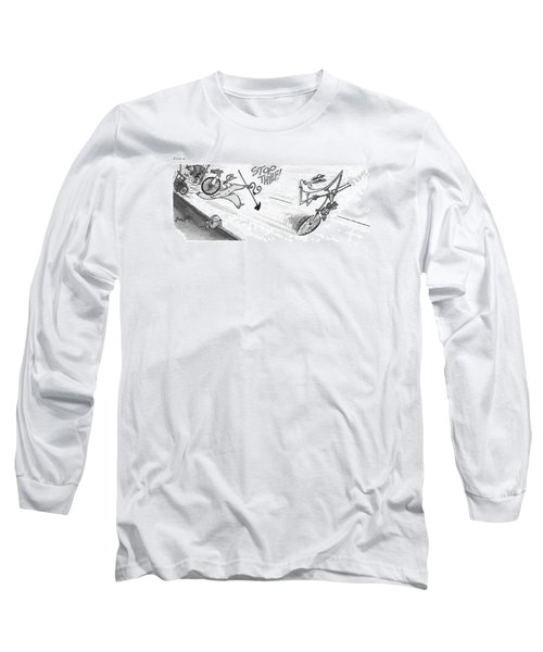 Even So Long Sleeve T-Shirt