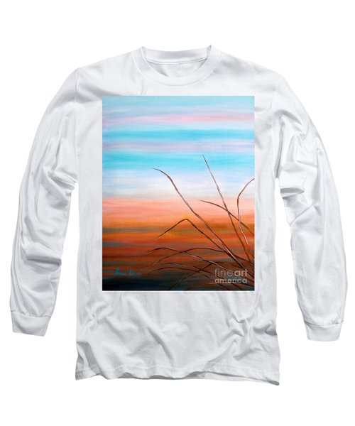 Evening Sky. Soul Collection Long Sleeve T-Shirt