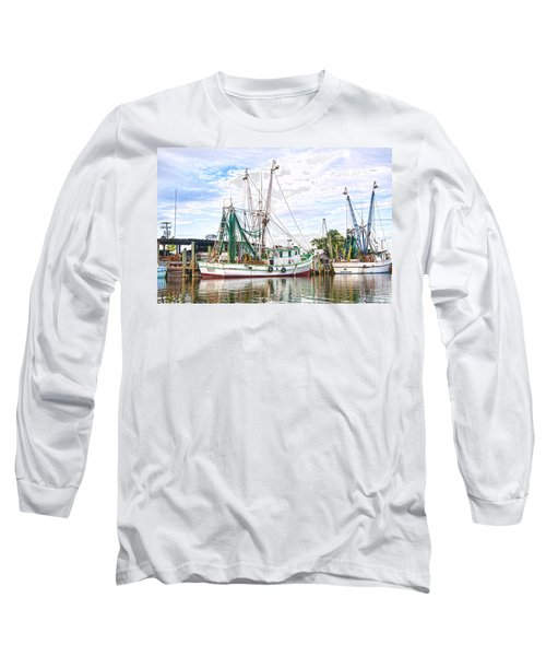 Evening Tide Long Sleeve T-Shirt