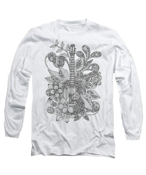 Ever Guitar Long Sleeve T-Shirt