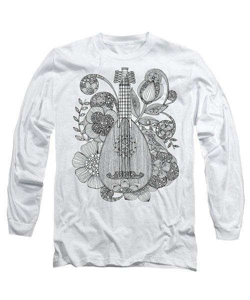 Ever Mandolin Long Sleeve T-Shirt