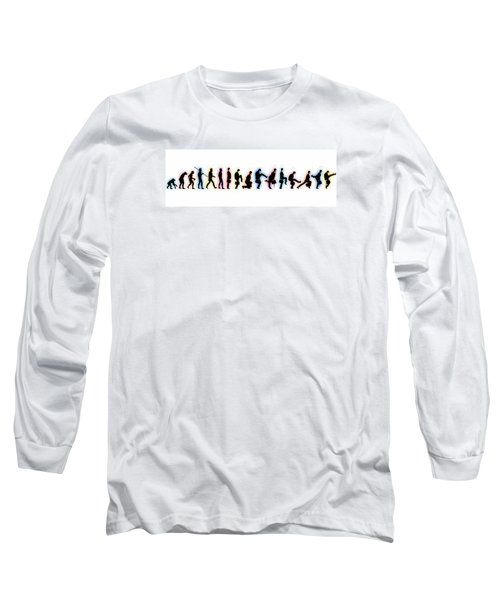 Evolution Long Sleeve T-Shirt
