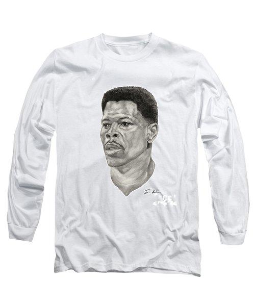 Ewing Long Sleeve T-Shirt by Tamir Barkan