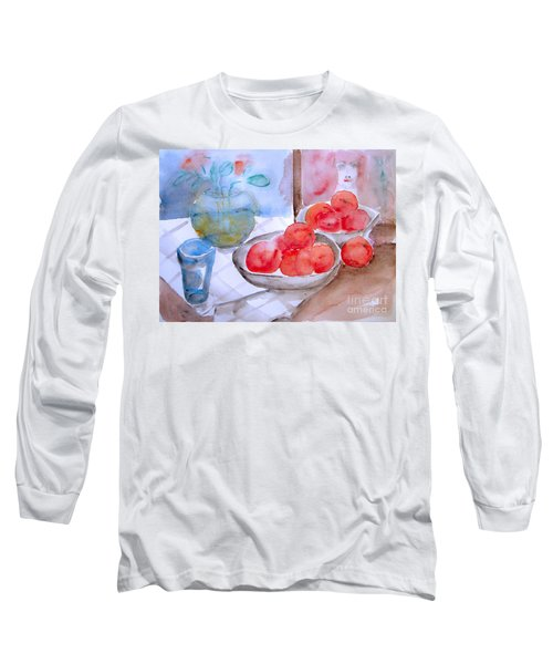 Expectation Long Sleeve T-Shirt by Jasna Dragun