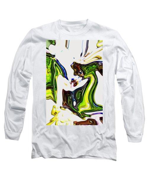 Long Sleeve T-Shirt featuring the digital art Expectation by Richard Thomas