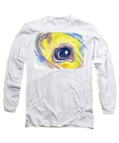 Eye Of Pelican Long Sleeve T-Shirt