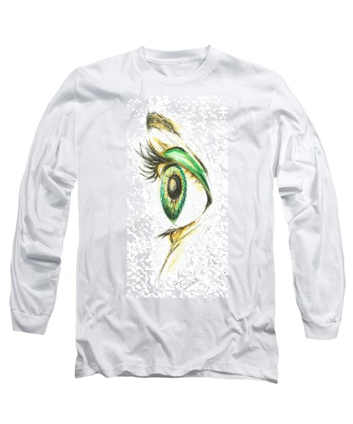 Eye Opener Long Sleeve T-Shirt